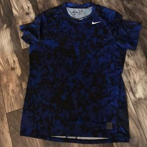 Nike Pro dry-fit fitted tee
